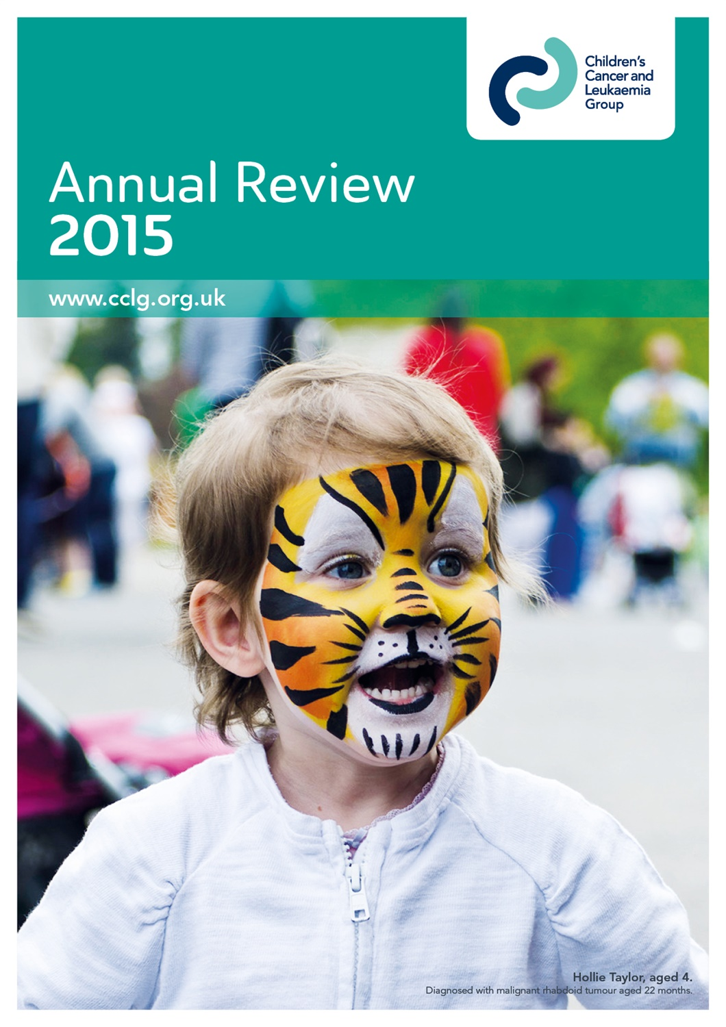CCLG Annual Review 2015