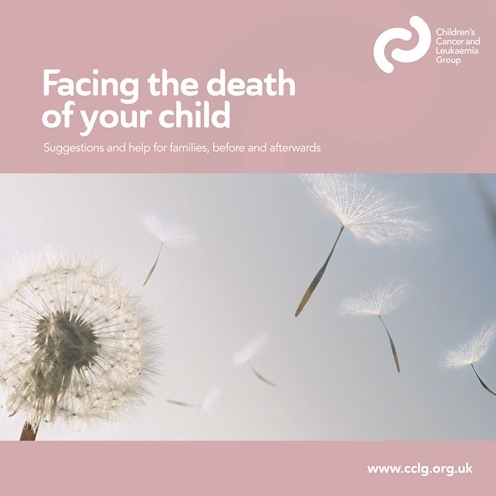 Facing the death of your child (Apr 15)