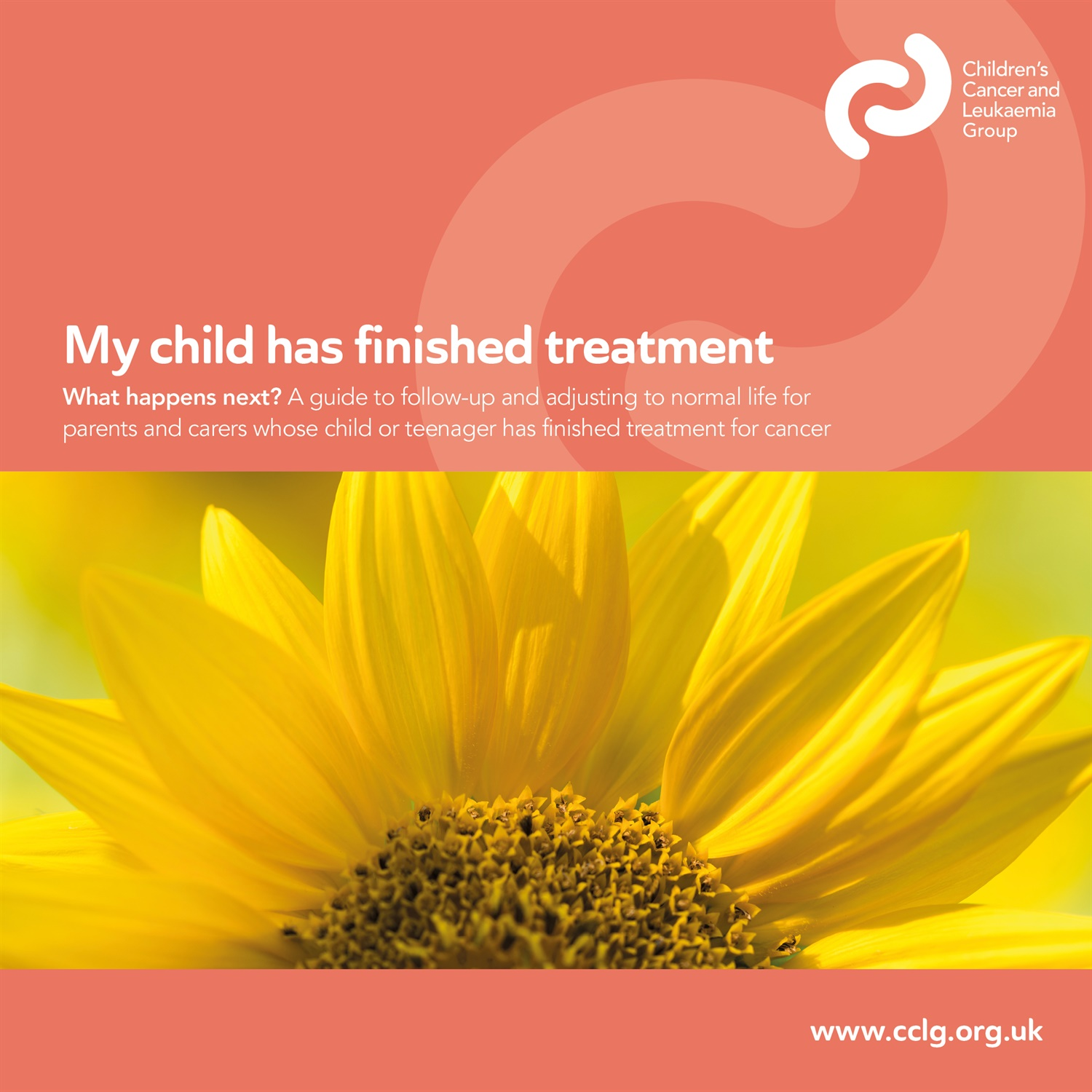 My Child Has Finished Treatment June 2017