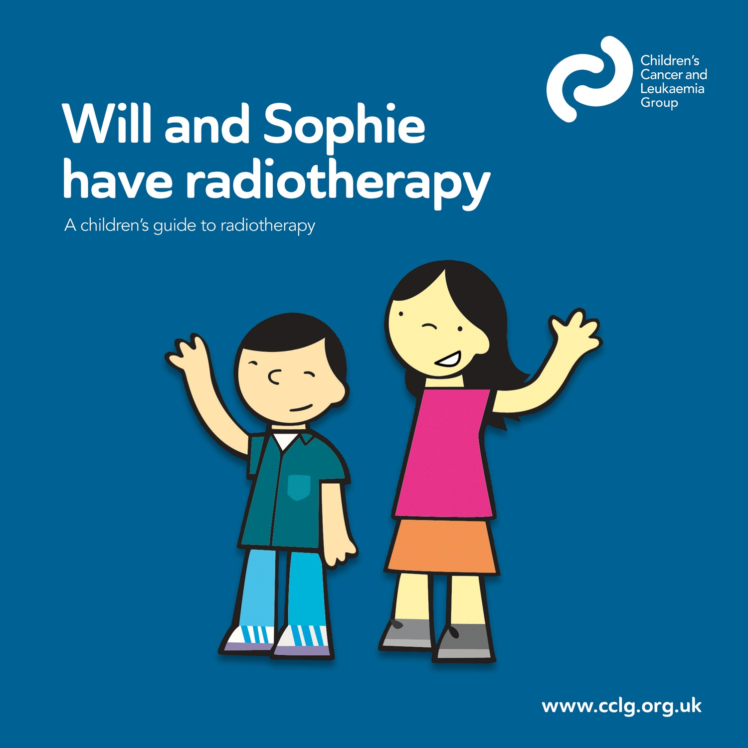 Will and Sophie have radiotherapy 2017 FINAL