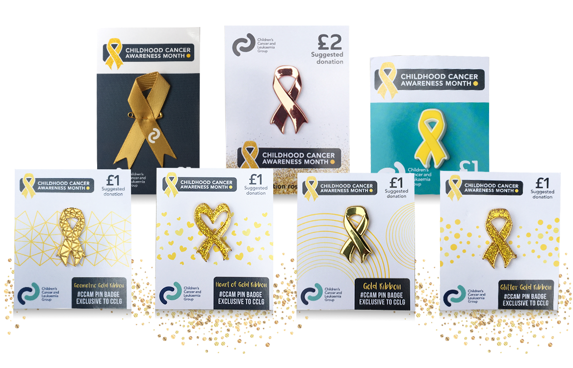 Gold Ribbon Appeal