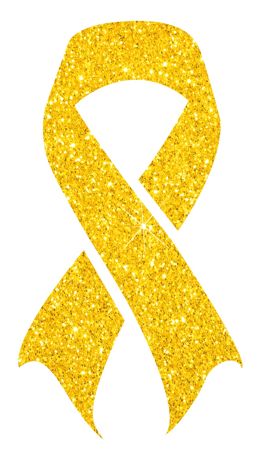 Wear your gold ribbon this september show your support this childhood cancer awareness month by wearing a gold ribbon buycottarizona Images