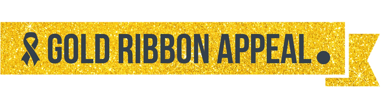 be a gold ribbon appeal champion