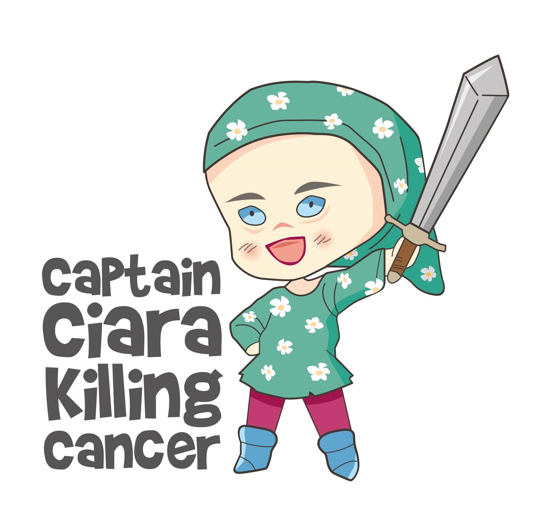 Captain Ciara Killing Cancer